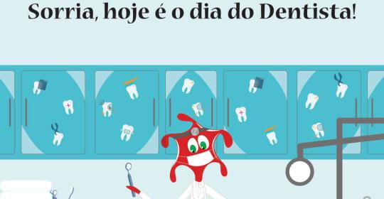 Dia mundial do dentista – 03 de Outubro