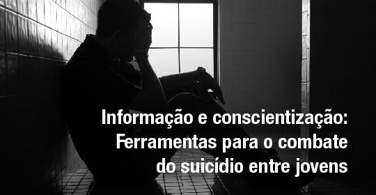 Ferramentas para o combate do suicídio entre  jovens