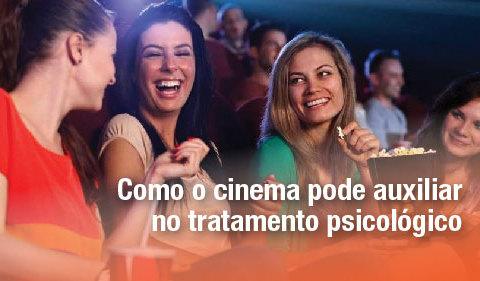 Como o cinema pode auxiliar no tratamento psicológico