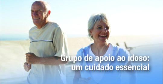Grupo de apoio ao idoso: um cuidado essencial