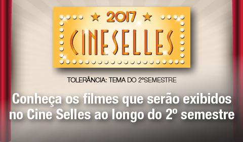 Conheça os filmes que serão exibidos no Cine Selles ao longo do segundo semestre