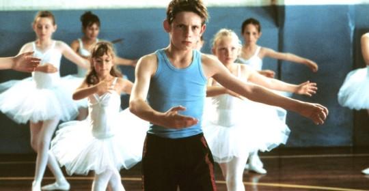 Cena do filme Billy Elliot