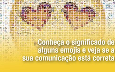 Conheça o significado de alguns emojis e veja se a sua comunicação está correta