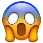 emoji-grito