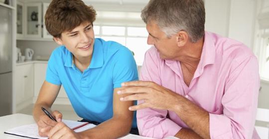 Adolescentes precisam aprender cedo a ter responsabilidades.