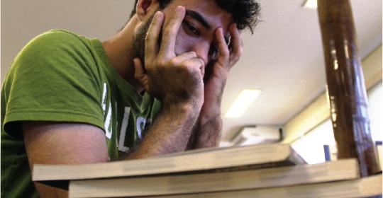Depressão e ansiedade invadem universidades brasileiras